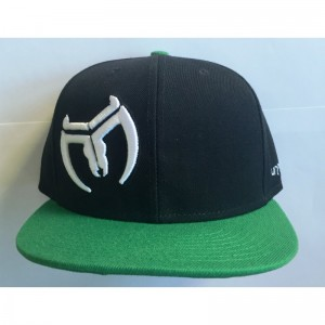 Snap Back Cap  Black