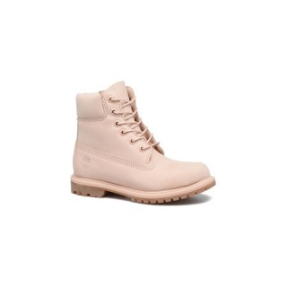6in Prem Boot Rose